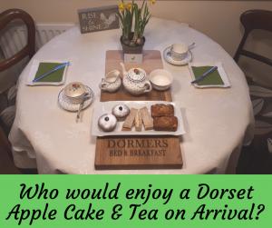 Tea and Cake Promo